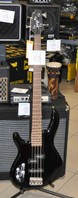 Cort Action Bass Plus LH left mancino Black