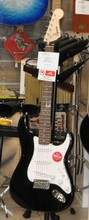 Squier Bullet Stratocaster Black Hard Tail