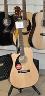 Fender CD60 SCE LH NATURAL MANCINA LEFT