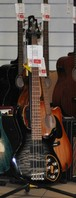 Cort Action Bass 4 DLX Plus BKS