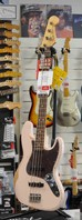 Fender Flea Jazz Bass Roadworn Shell Pink