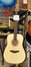 Crafter Guitars HD-100 NATURAL OPEN PORE