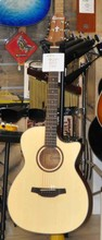 Crafter Guitars HT-100 CE NATURAL OPEN PORE