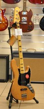 Squier Vintag Modified Jazz bass '70 Natural