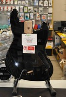 Fender STANDARD SERIES JAZZ BASS ALDER BODY - BLACK