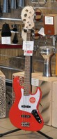 Squier AFFINITY JAZZ BASS RW Race Red