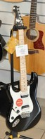 Squier Contemporary Stratocaster HH MN Black LH LEFT MANCINA