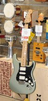 Fender PLAYER STRATOCASTER MN SAGE GREN METALLIC