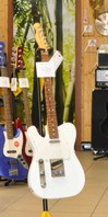 Fender Telecaster Player Series Artic White LEFT MANCINA
