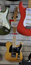 Fender TELECASTER PLAYER BUTTERSCOTCH BLONDE