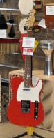 Fender TELECASTER PLAYER SONIC RED