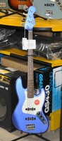 Squier Contemporary Jazz Bass LRL Ocean Blue M.