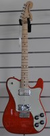 Fender Telecaster De Luxe Limited Edition Glitter Red